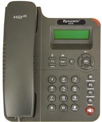 Многофункциональный VoIP (IP) телефон с поддержкой HD Voice -Dynamix IP Phone E210 всего за 999 гривен !!